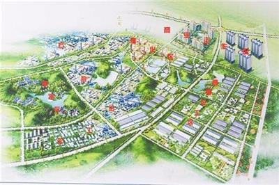 华电国际唐村循环经济产业园