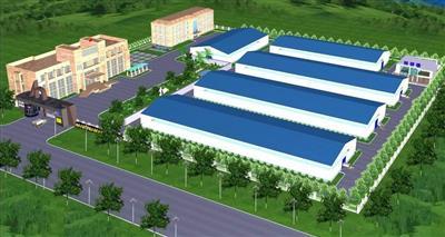 济宁高新区纬世特新材料新厂区绿化综合整治提升应急工程