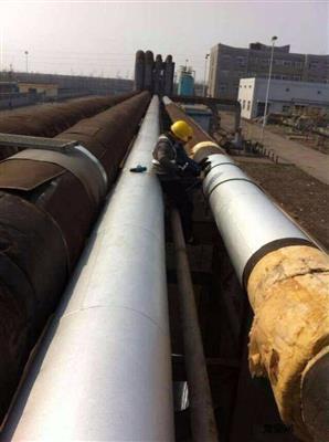 现代产业区长虹街(嘉氏堂医美次入口段)蒸汽管道迁移工程