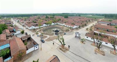 平阴县毕庄村、胡庄村乡村振兴齐鲁样板村创建项目