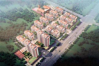 单县棚户区改造滨河家园南区建设项目
