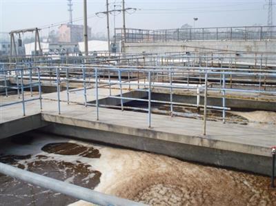 山东锐久机械有限公司污水处理设备、污水池、防腐地面处理工程