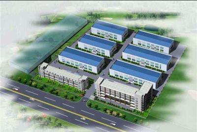 山东金东建设工程有限公司年产1000台设备生产建设项目办公楼