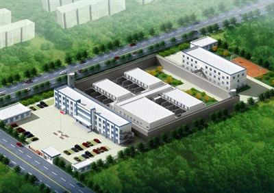 金乡县公安局拘留所工程