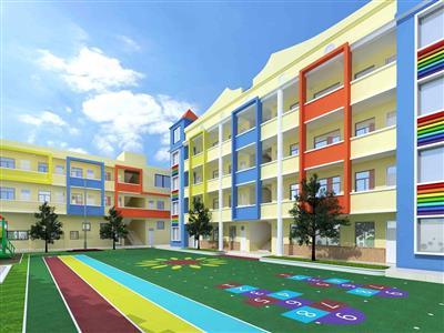 济南市济阳区老城区改造园林局幼儿园改造
