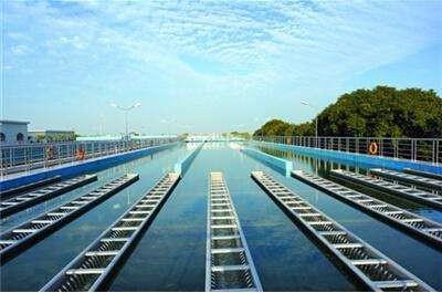 高密市水业公司北湖水厂扩建和深度处理工程