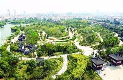 济宁市任城区南池公园绿化项目—招标代理