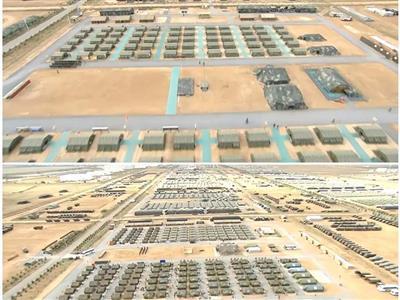 部队预备阵地配套建设工程