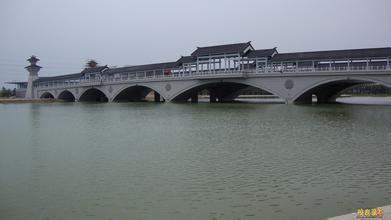 曲阜大沂河桥