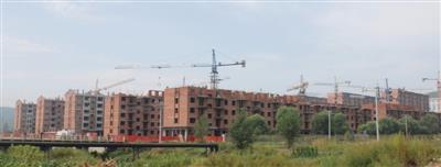 汶上县白石镇棚户区改造项目