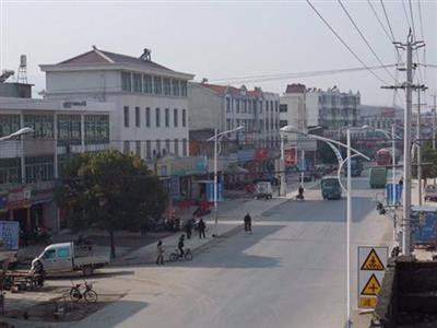 天津市双桥河镇卫生清理工程