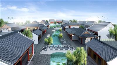 山东梁祝文化产业区建设项目
