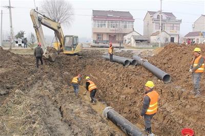 汶上白石社区东营片区给水、雨水、污水室外管网工程