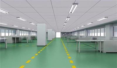 河北亚大济南分公司新厂房装修项目