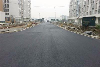 巨野县章缝镇混凝土路面工程