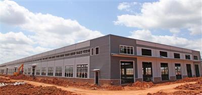 平阴荣达机械有限公司碳素生产设备制造车间项目