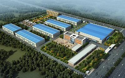 山东奥晨智能科技发展有限公司高端智能装备项目8—12#车间