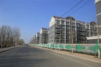 巨野县辛缝镇东流庄新型社区建设项目