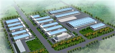 平阴县玫瑰镇标准化厂房建设项目