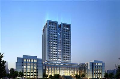 国网潍坊青州黄楼供电办公楼工程